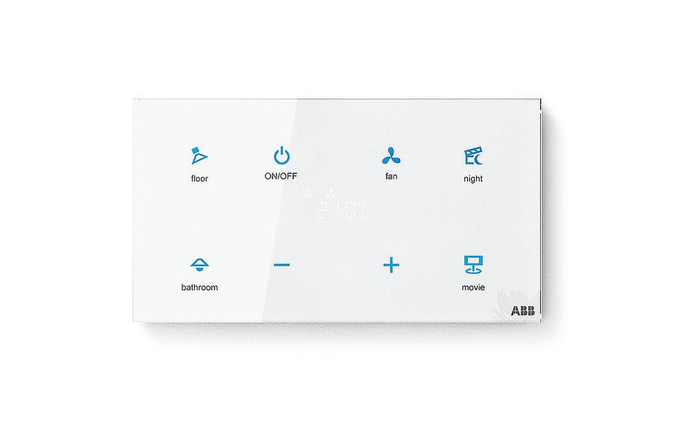 ABB-tacteo® KNX Sensor Busch-tacteo® KNX-Sensor | Red Dot Design Award
