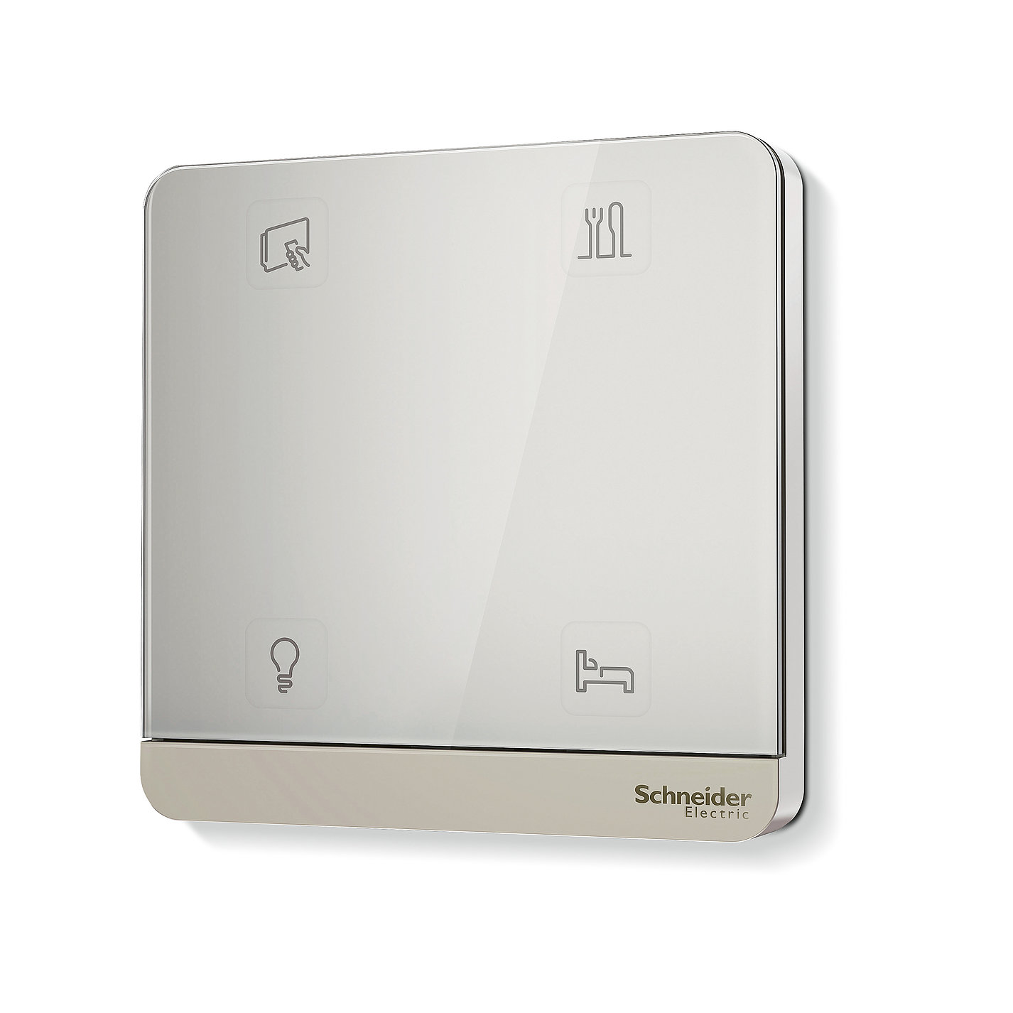 Wiser FreeLocate Switch   Red Dot Design Award
