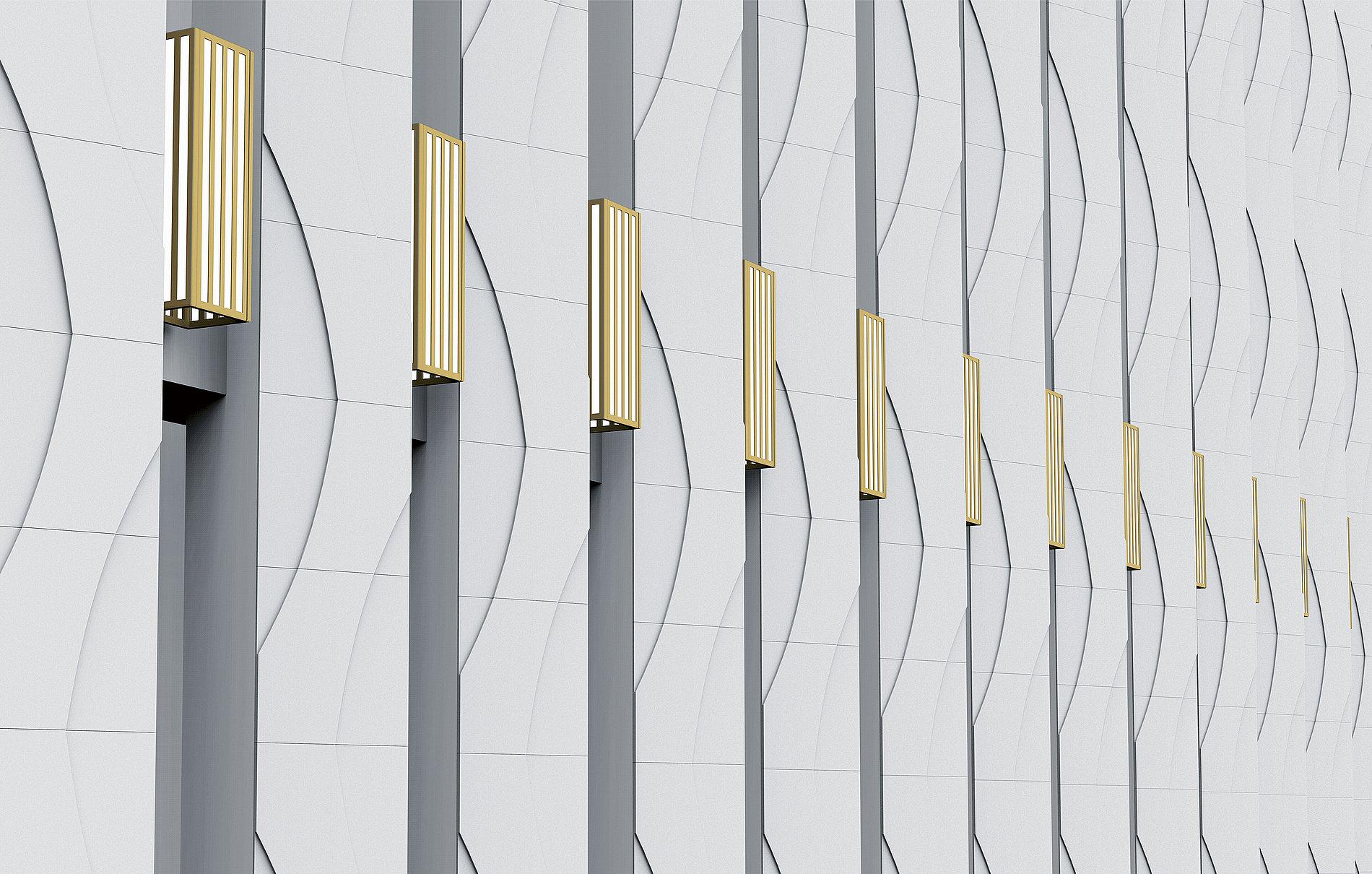 Concrete Wall Cladding   Red Dot Design Award