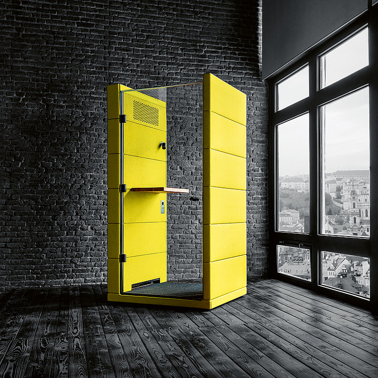 MICROOFFICE UNIQ | Red Dot Design Award