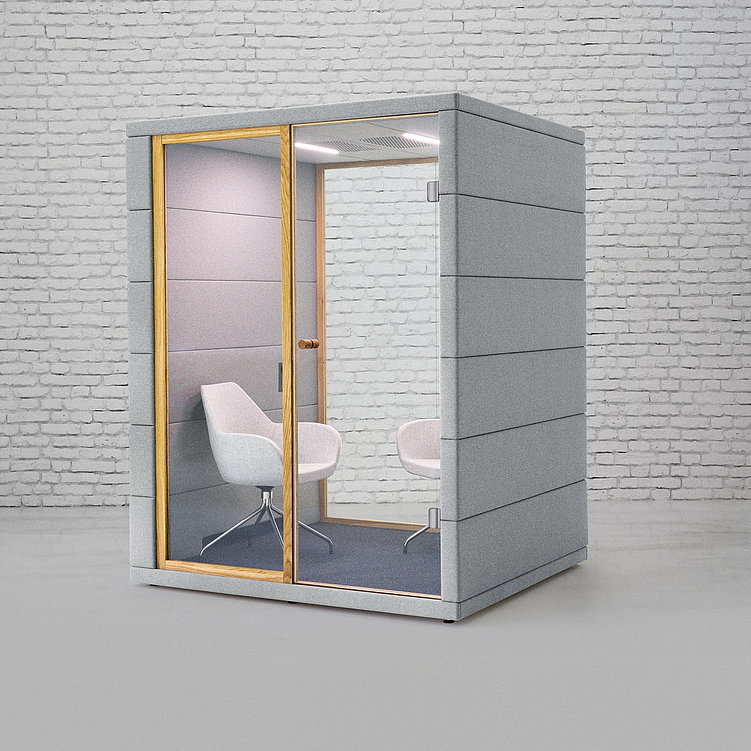 MICROOFFICE CUBIQ | Red Dot Design Award