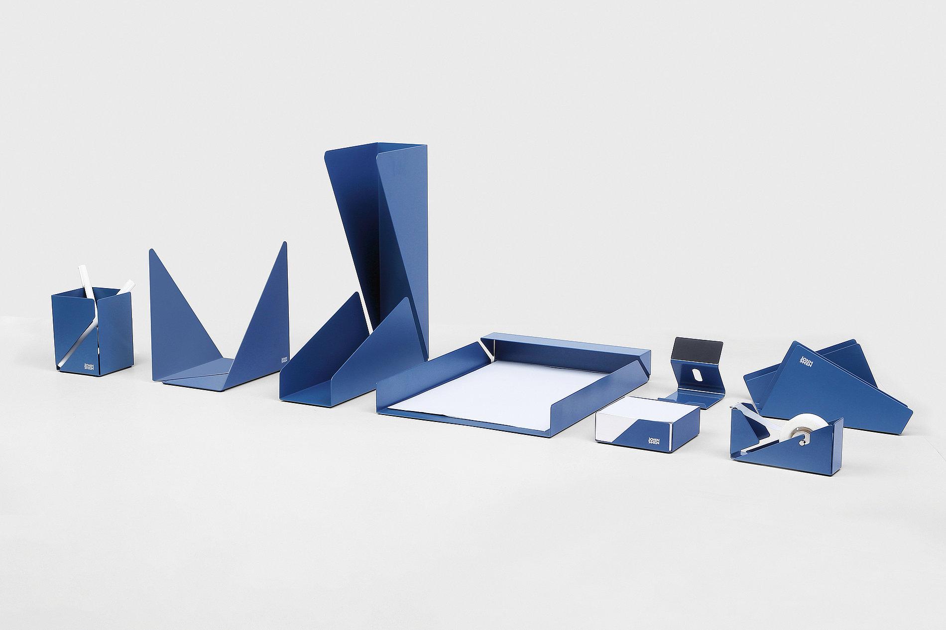 paper-folding desktop set   Red Dot Design Award
