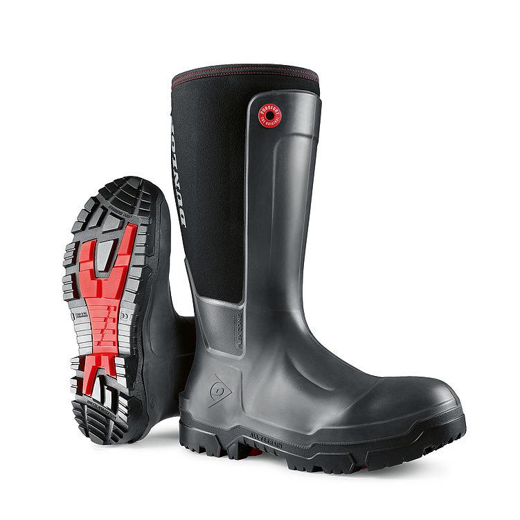 Dunlop Snugboot | Red Dot Design Award