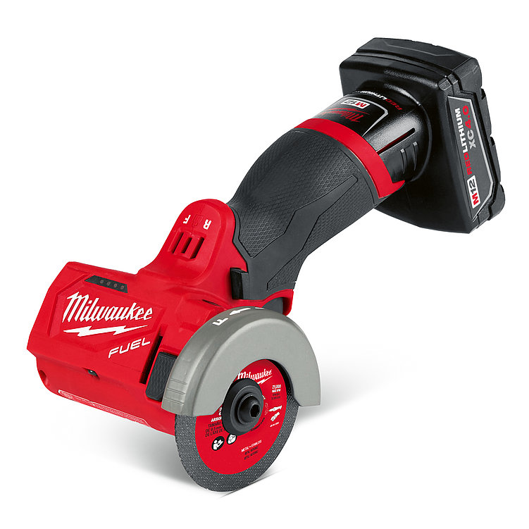 "Milwaukee M12 FUEL™ 3"" Compact Cut Off Tool 