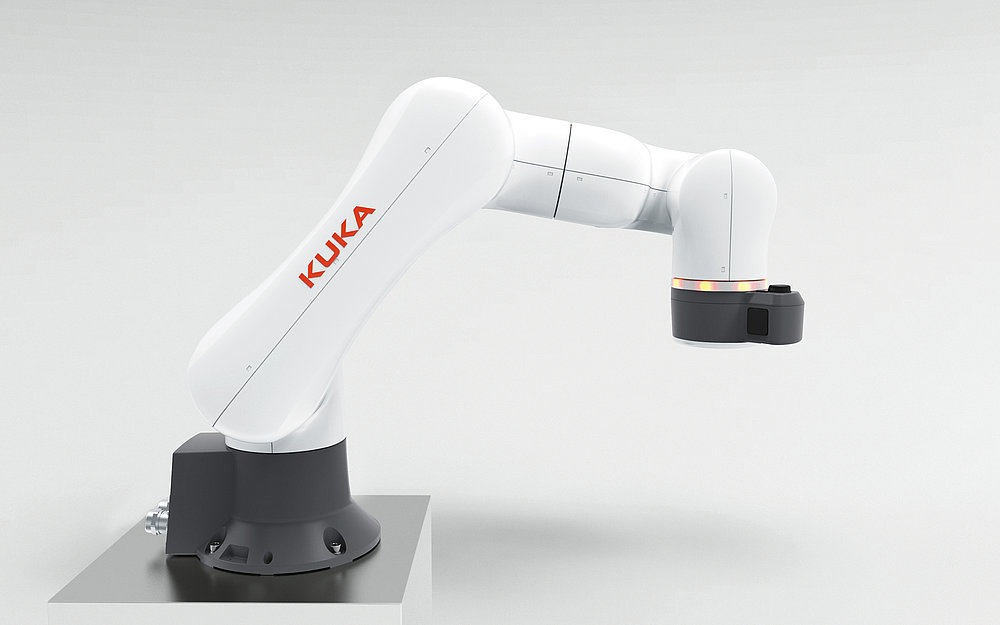 KUKA LBR iisy | Red Dot Design Award