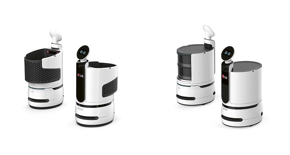 LG B2B | Red Dot Design Award