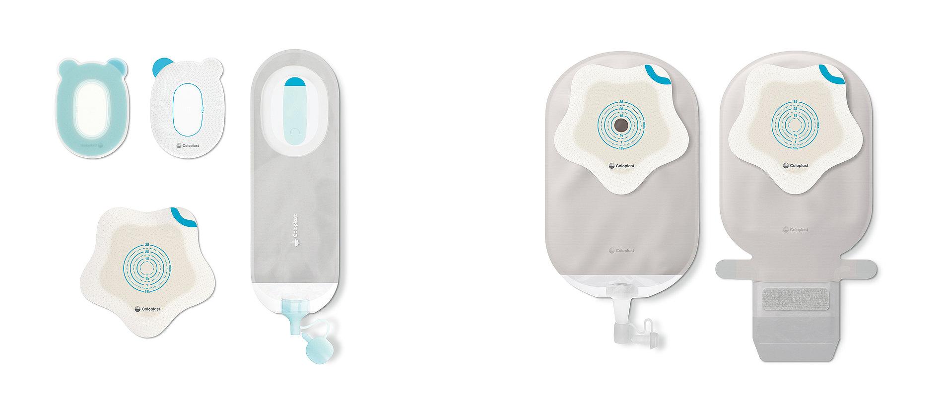 SenSura Mio Baby® and SenSura Mio Kids® | Red Dot Design Award
