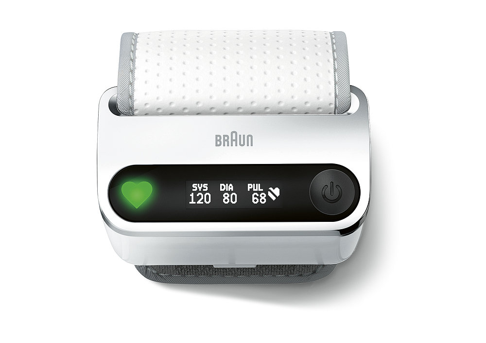 Braun iCheck 7 | Red Dot Design Award