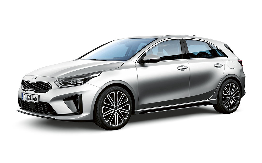 Kia Ceed | Red Dot Design Award