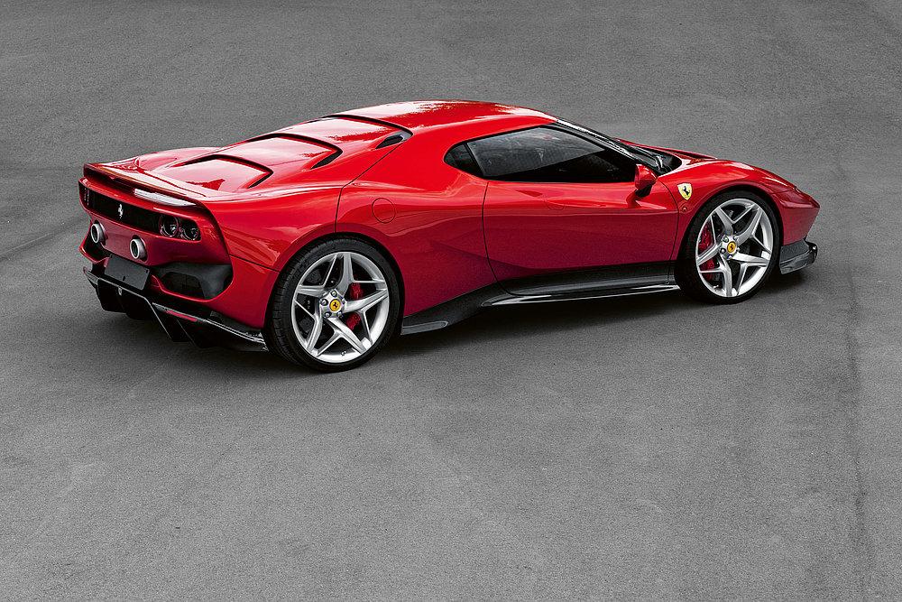 Ferrari SP38 | Red Dot Design Award