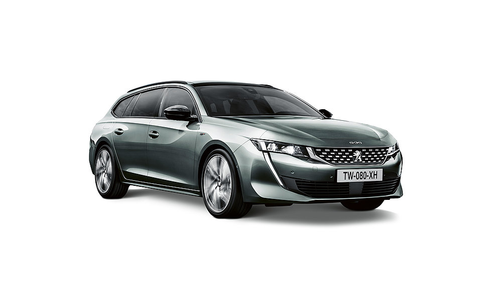 Peugeot 508 SW | Red Dot Design Award