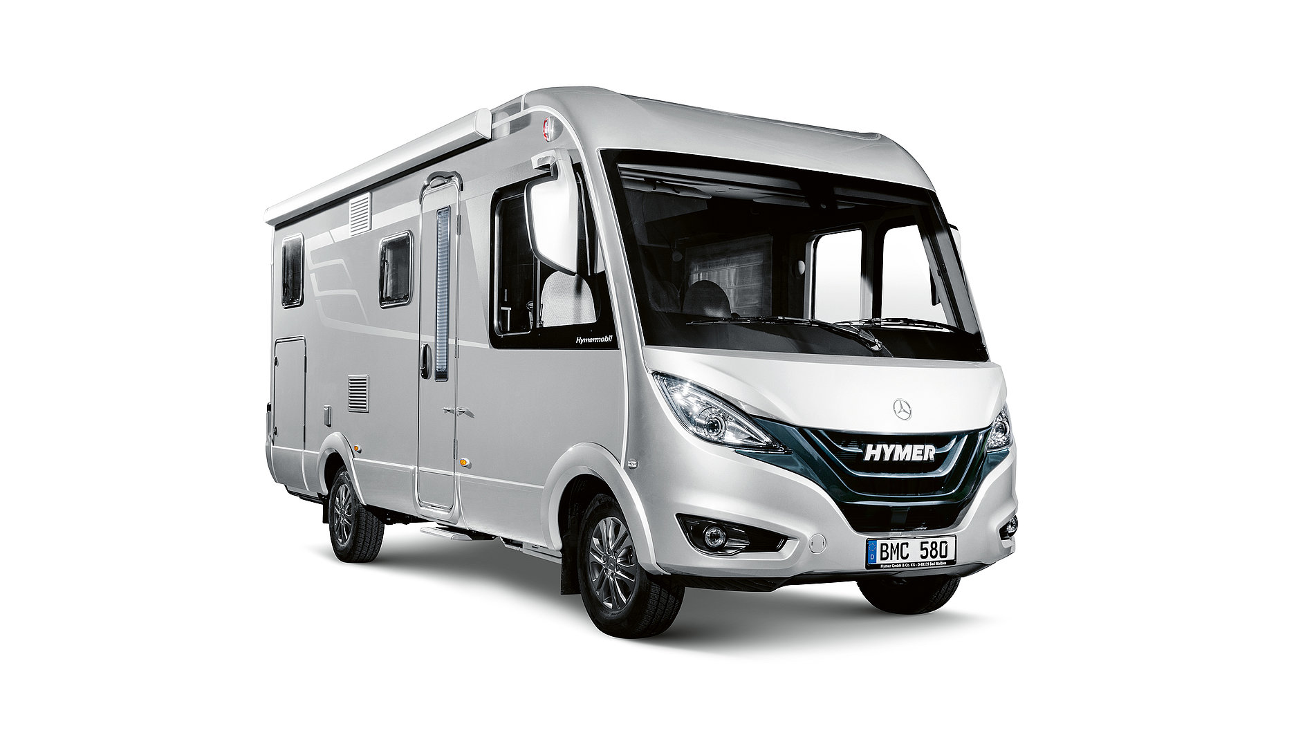 Hymermobil B-Class ModernComfort I 580 | Red Dot Design Award