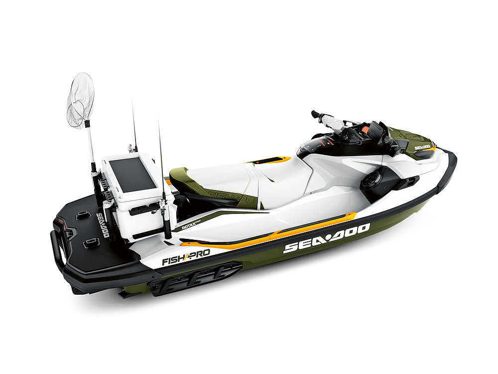 Sea-Doo FISH PRO | Red Dot Design Award