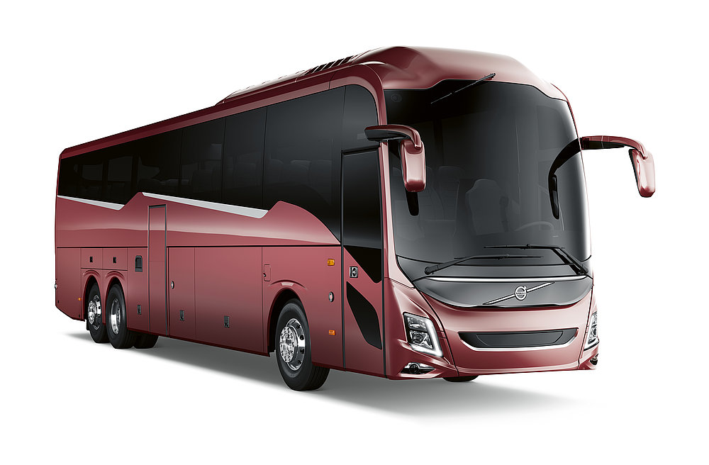 Volvo 9900 | Red Dot Design Award