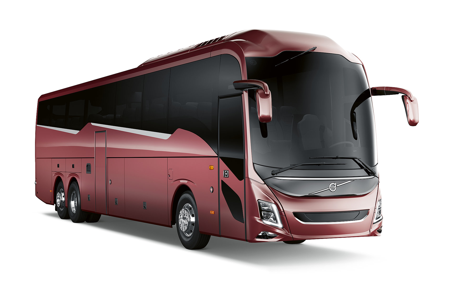 Volvo 9900 | Red Dot Design Award