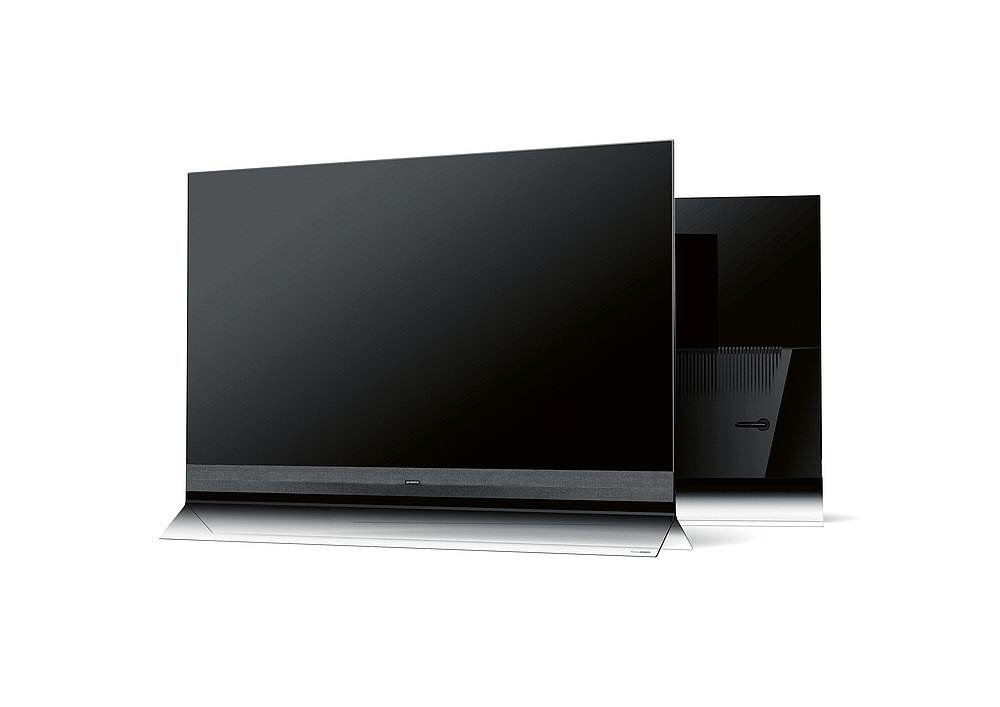 Q70 AI Smart TV | Red Dot Design Award