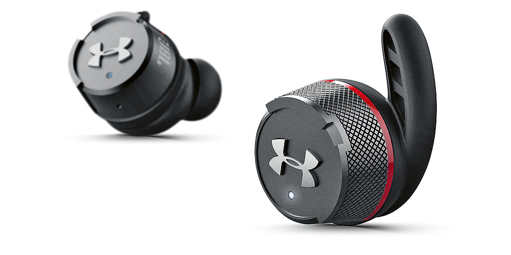 UA True Wireless Flash | Red Dot Design Award