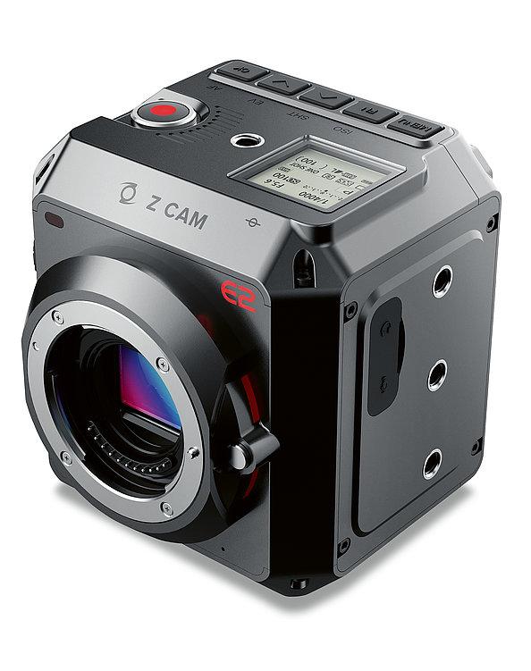 Z Cam E2 Cinematic Camera | Red Dot Design Award