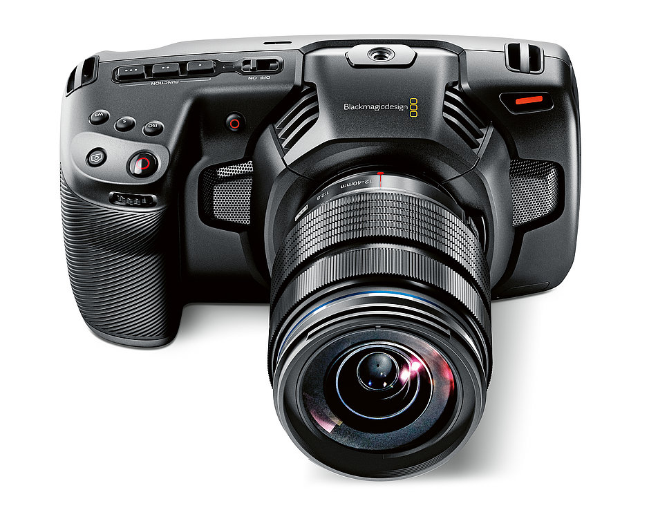 Blackmagic Pocket Cinema Camera 4K | Red Dot Design Award
