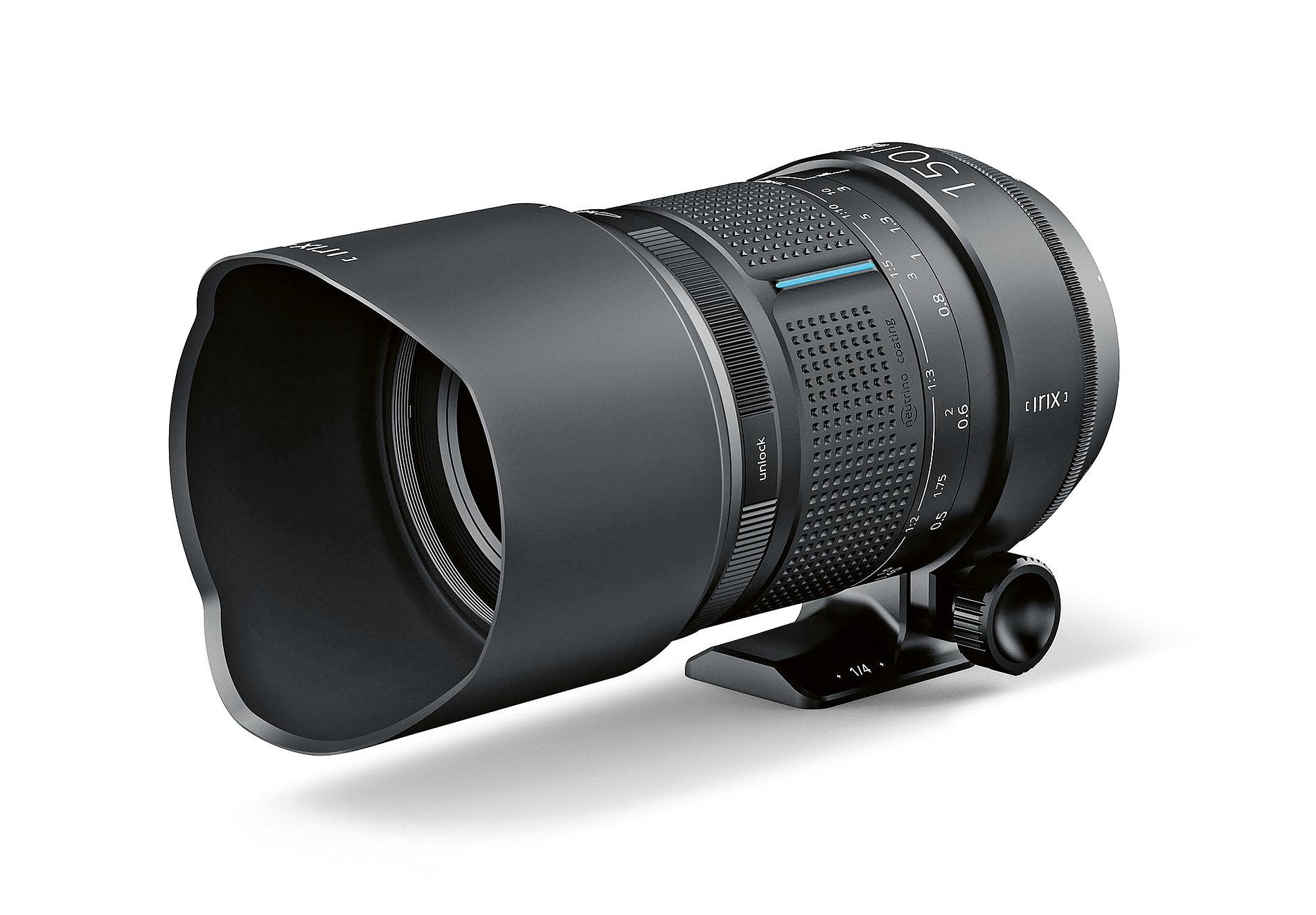 Irix 150mm f/2.8 Macro 1:1 | Red Dot Design Award