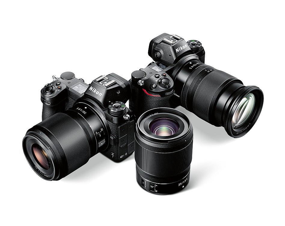 Nikon Z Mount System | Red Dot Design Award