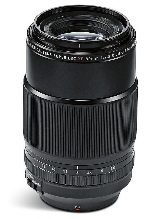 Fujinon Lens XF80mm F2.8 R LM OIS WR Macro | Red Dot Design Award