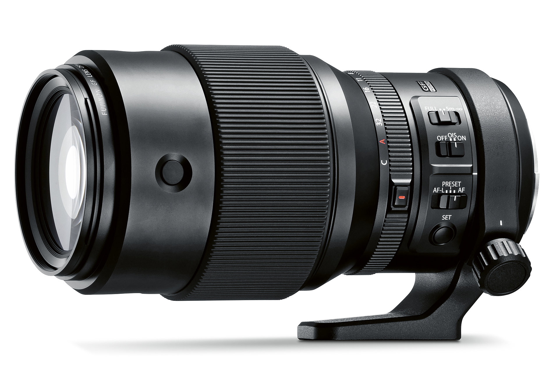 Fujinon Lens GF250mm F4 R LM OIS WR | Red Dot Design Award
