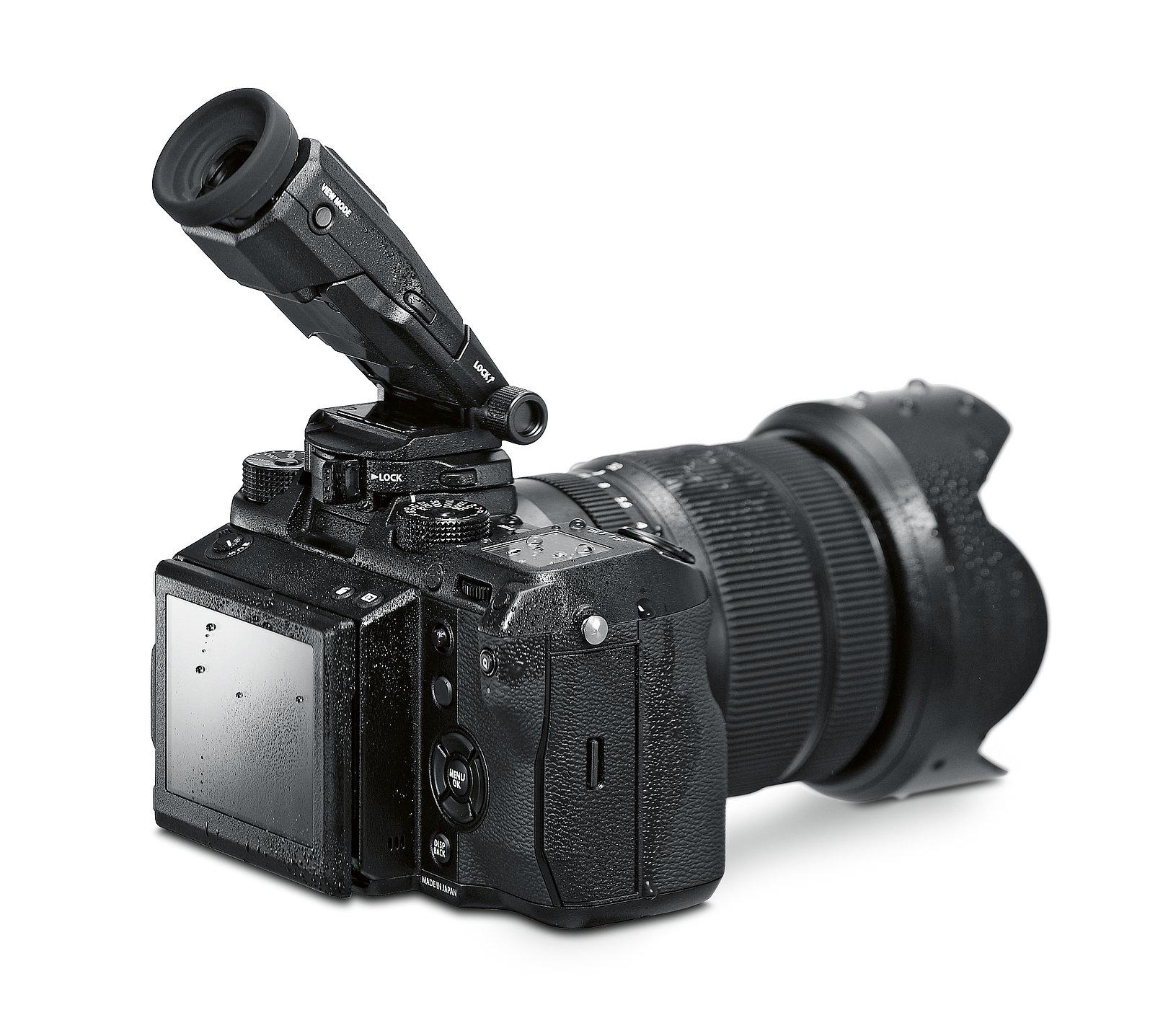 Fujifilm EVF-TL1 | Red Dot Design Award