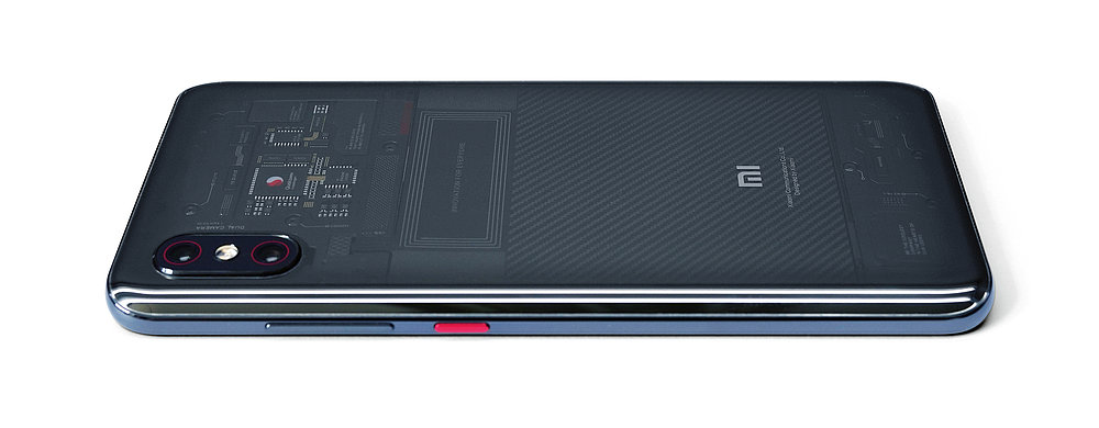 Mi 8 Explorer Edition | Red Dot Design Award