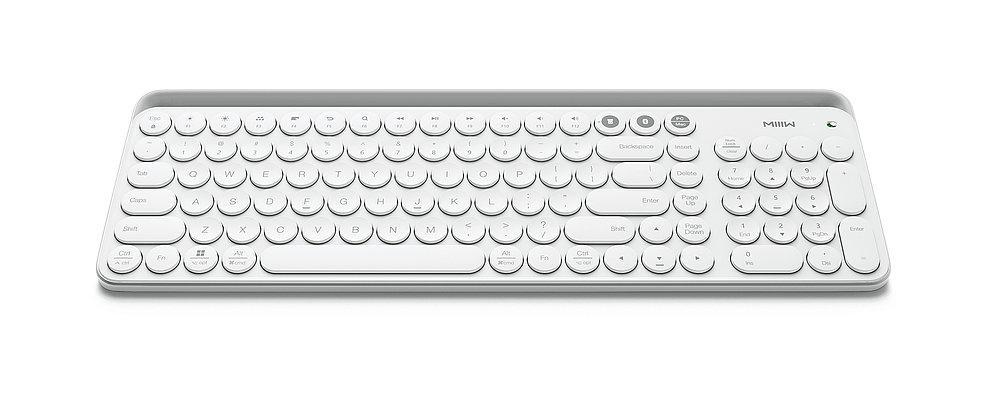 MIIIW Dual Mode Keyboard | Red Dot Design Award