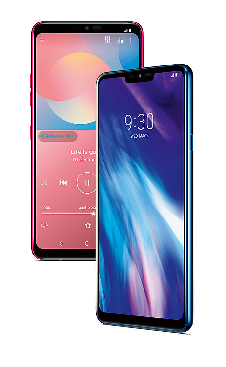 LG G7 ThinQ | Red Dot Design Award