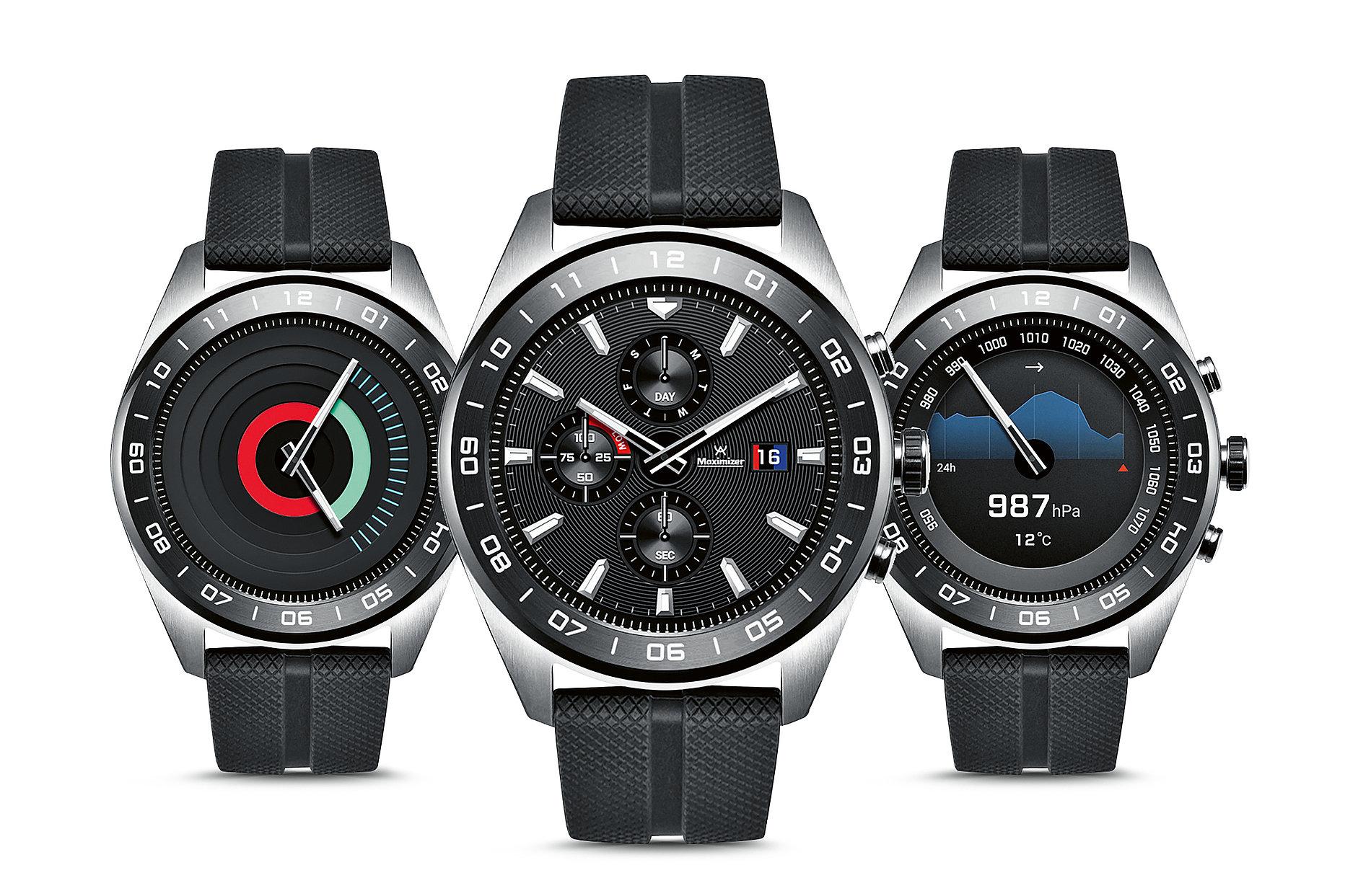 LG Watch W7   Red Dot Design Award