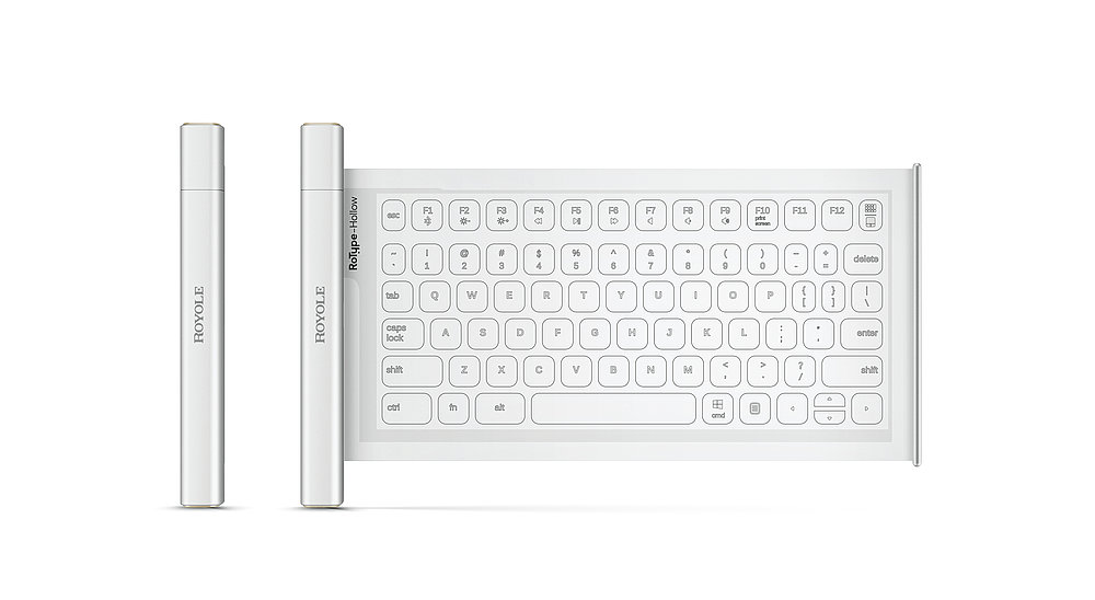 Scrolling Keyboard | Red Dot Design Award