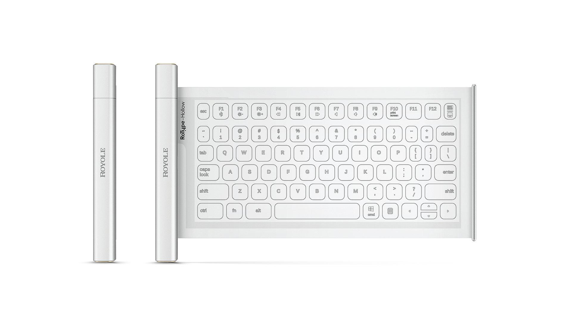 Scrolling Keyboard | Red Dot Design Award