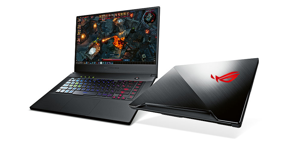 ROG Zephyrus S GX502 | Red Dot Design Award