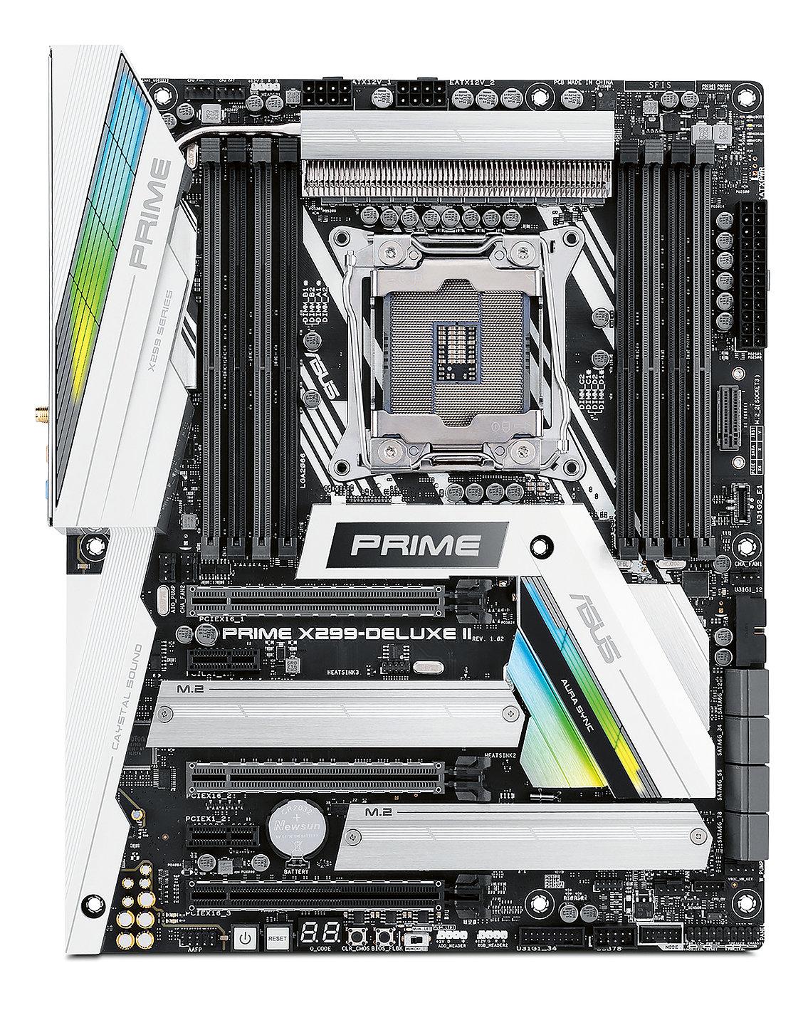 Prime X299-Deluxe II | Red Dot Design Award