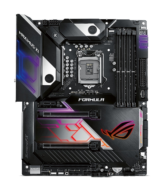 ROG Maximus XI Formula | Red Dot Design Award