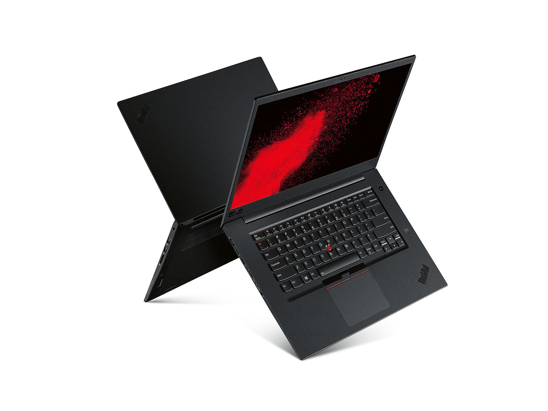ThinkPad X1 Extreme, ThinkPad P1 | Red Dot Design Award