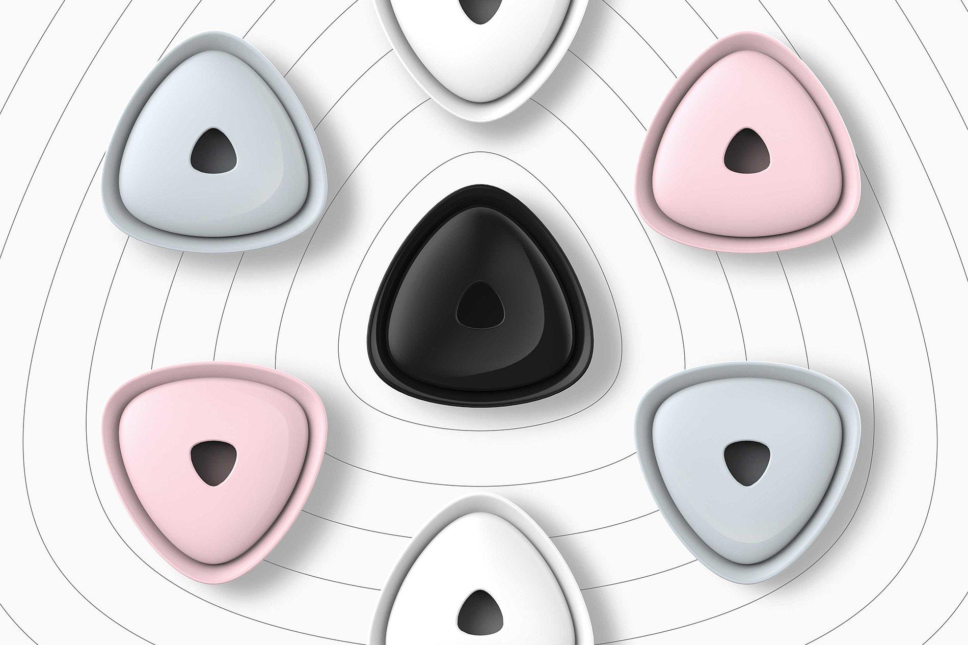 XianShi Tea Set | Red Dot Design Award