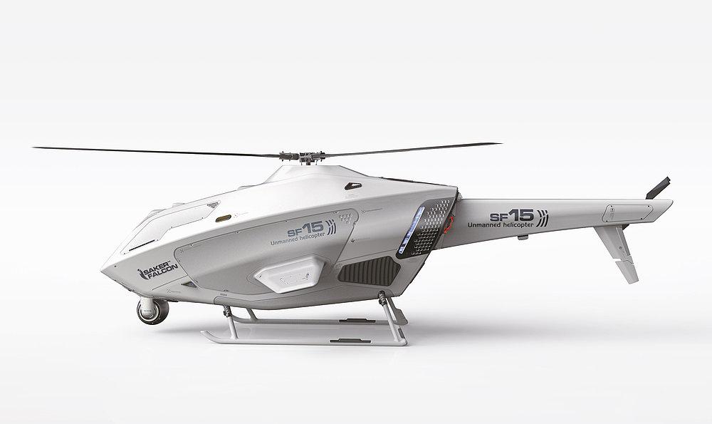 UAV-SF15B | Red Dot Design Award