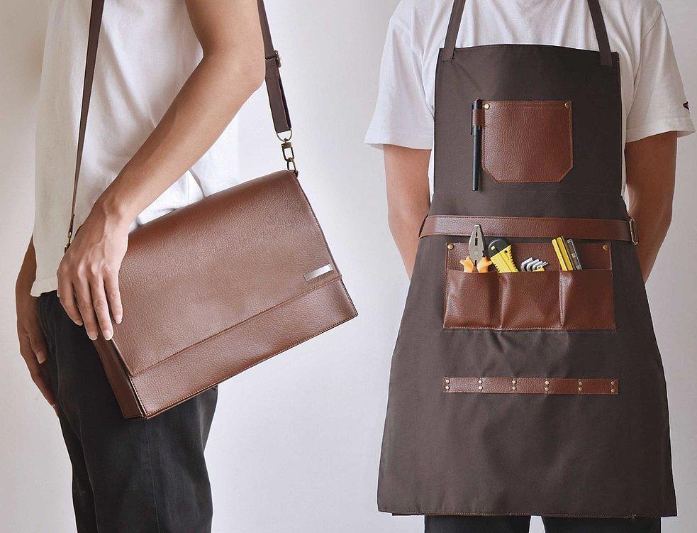 Tool Apron Backpack | Red Dot Design Award