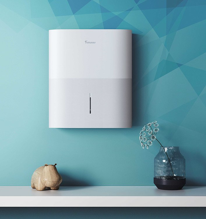 AIRNANNY A7 - Indoor Climate System | Red Dot Design Award