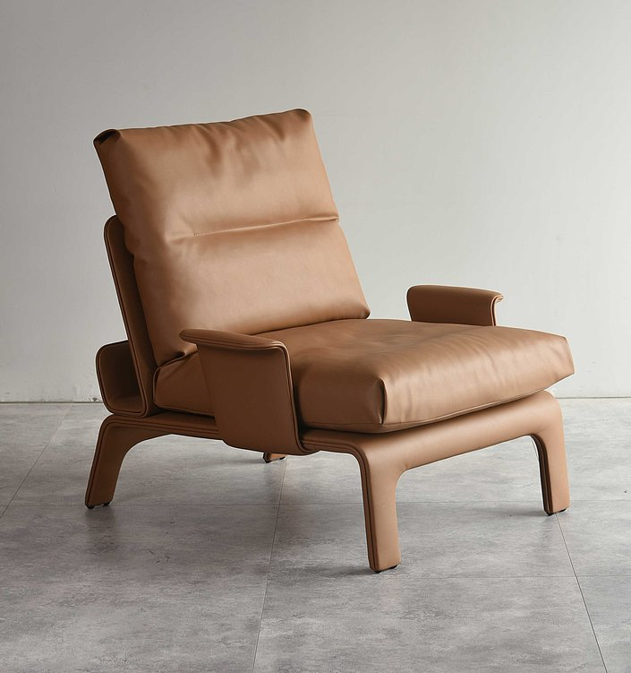 Huasen Lounge Chair | Red Dot Design Award