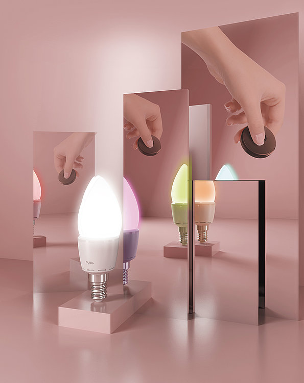 QUBIC Lightings Of Family Suite | Red Dot Design Award