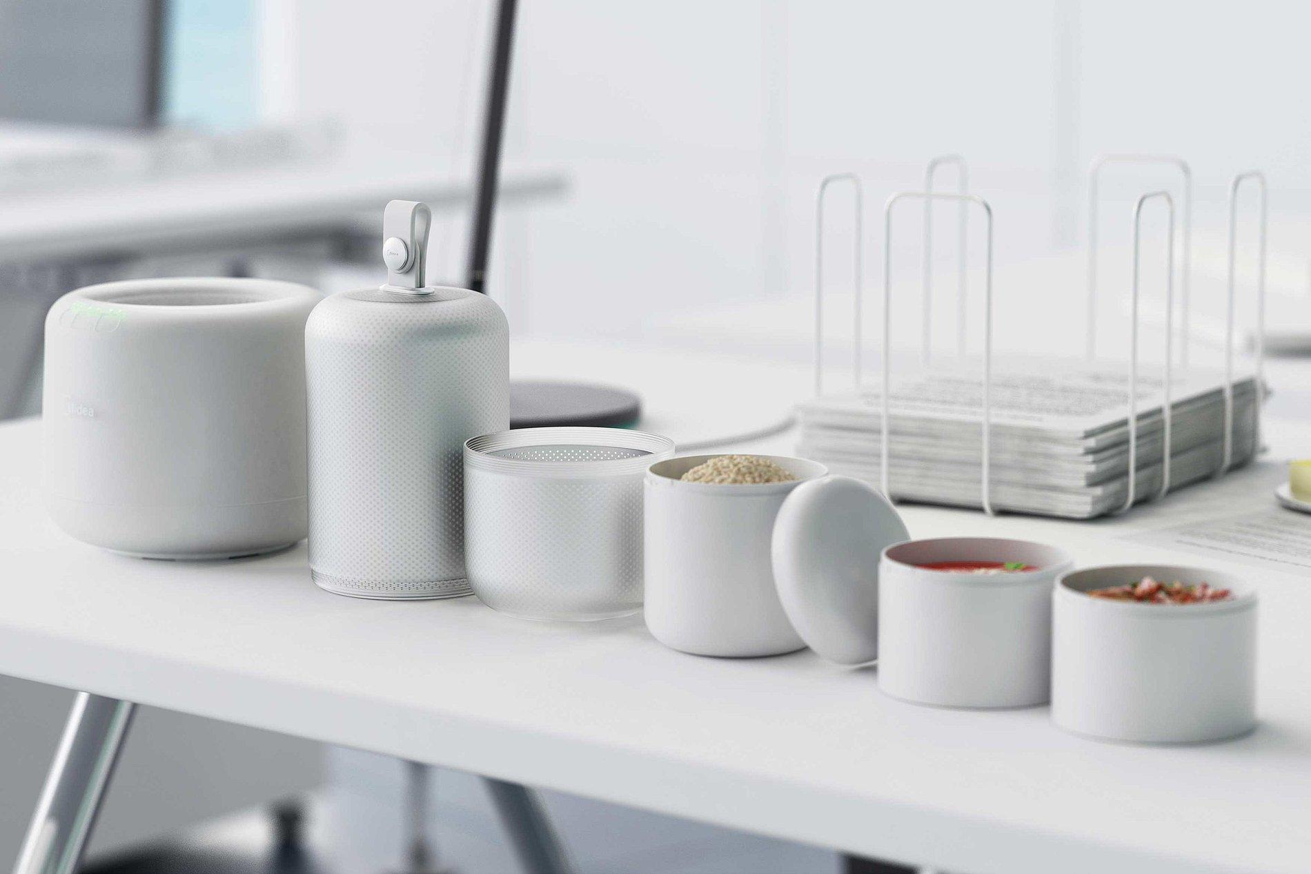 BENTO – Mini Counter-Top MWO | Red Dot Design Award