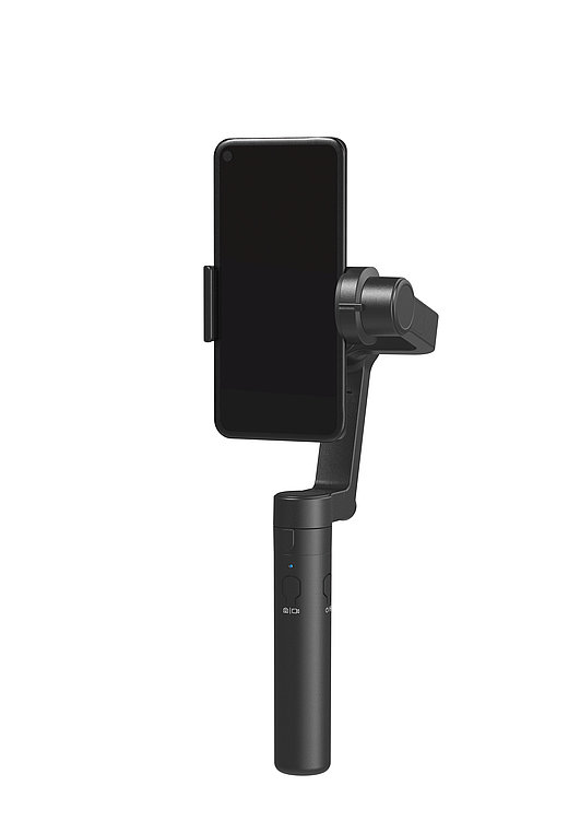 Vlogpocket 3-Axis Stabilized Handheld Gimbal for Smartphone | Red Dot Design Award