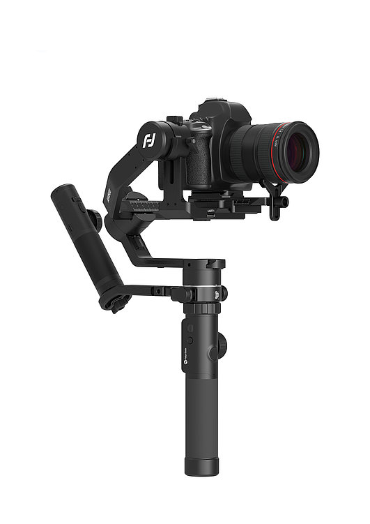 AK4500 3-Axis Stabilized Handheld Gimbal for Camera | Red Dot Design Award