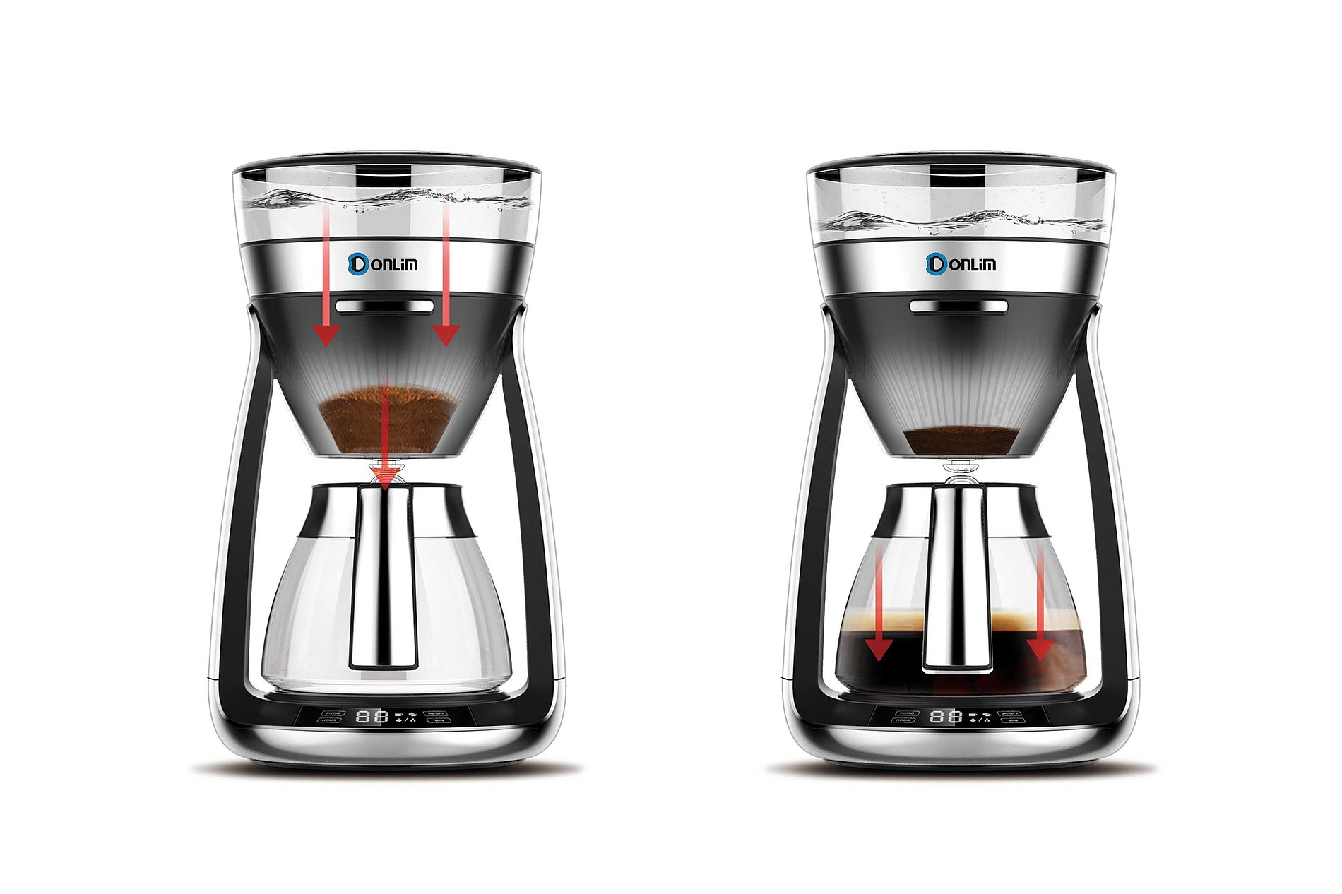 ECBC High-Temperature Coffee Machine | Red Dot Design Award