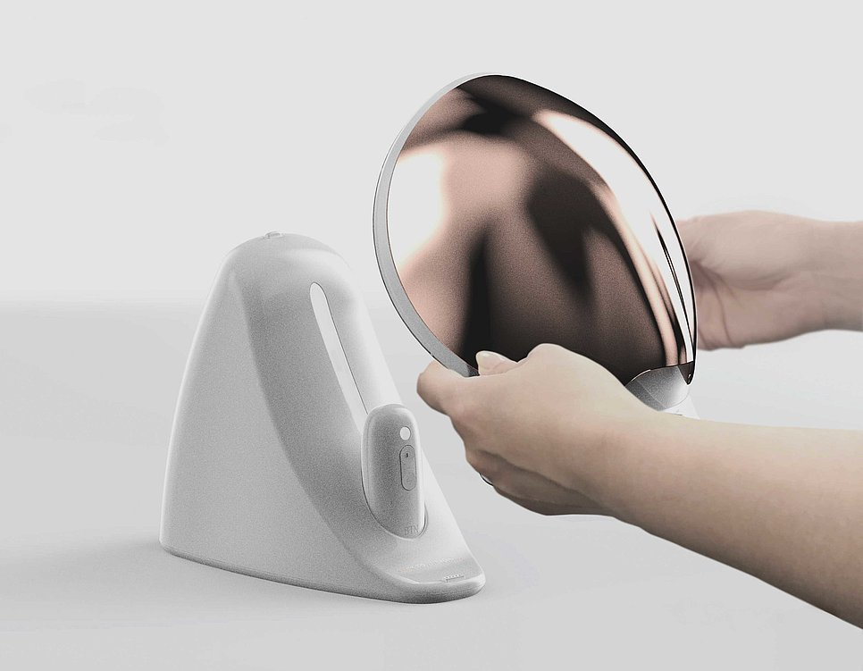 LED-ION Care Mask | Red Dot Design Award