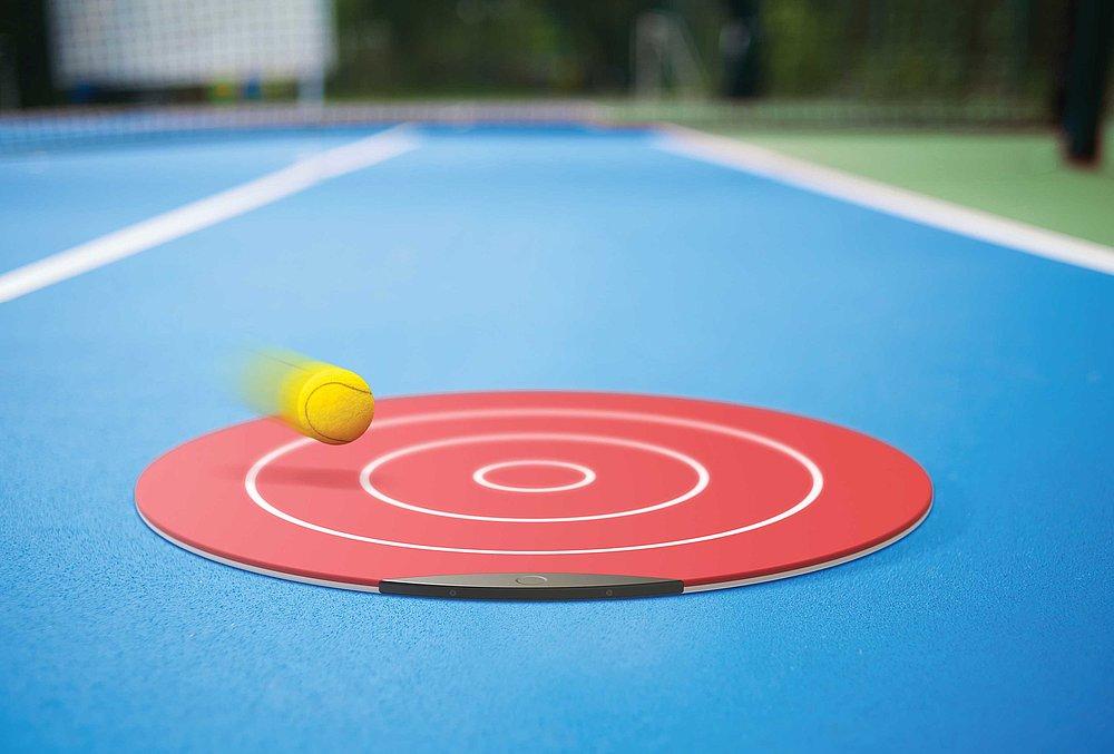Tennis Mat | Red Dot Design Award